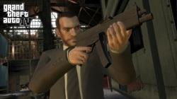 Niko with gun