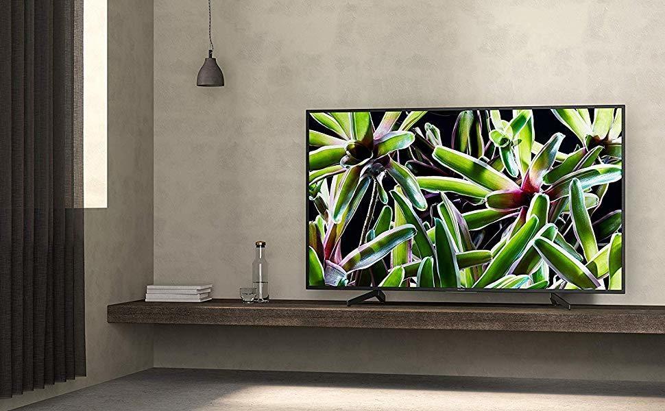 Sony 65 inch 4K HDR Smart TV -KD-65X7000G (2019)