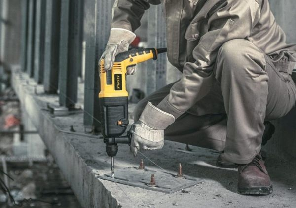 Image result for stanley HAMMER DRILL L-SHAPED SDS-PLUS