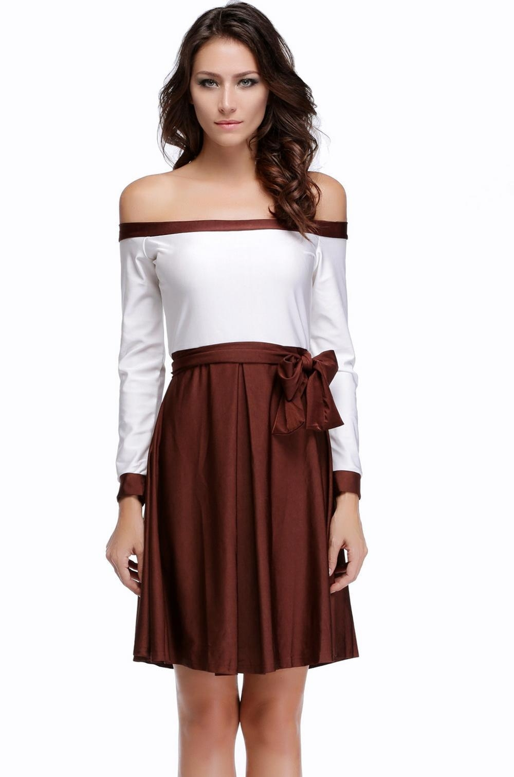 Dresses sleeve gown long bodycon ball lines list