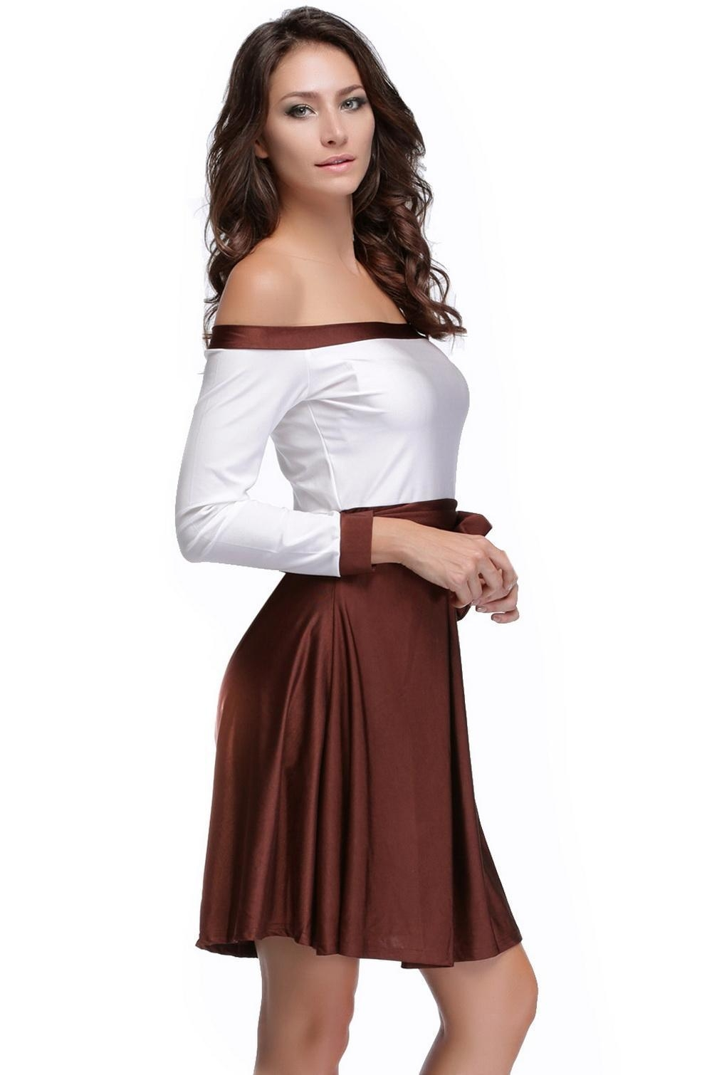 The gown sleeve bodycon ball long dresses