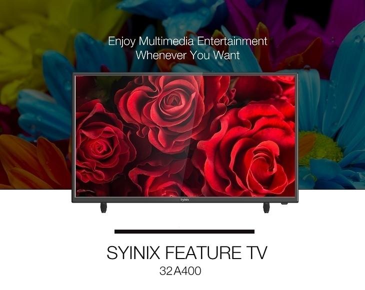 Syinix 32A400 TV on jumia best price in nigeria