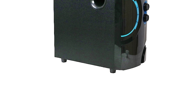 TAGWOOD MP-2176 Home Theater Sound System Multimedia 2.1 Bluetooth Speaker Subwoofer Black PMPO: 5500W MP-2176 8
