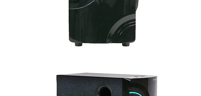 TAGWOOD MP-2176 Home Theater Sound System Multimedia 2.1 Bluetooth Speaker Subwoofer Black PMPO: 5500W MP-2176 7