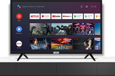 Android TV - Entertainment tailored for you