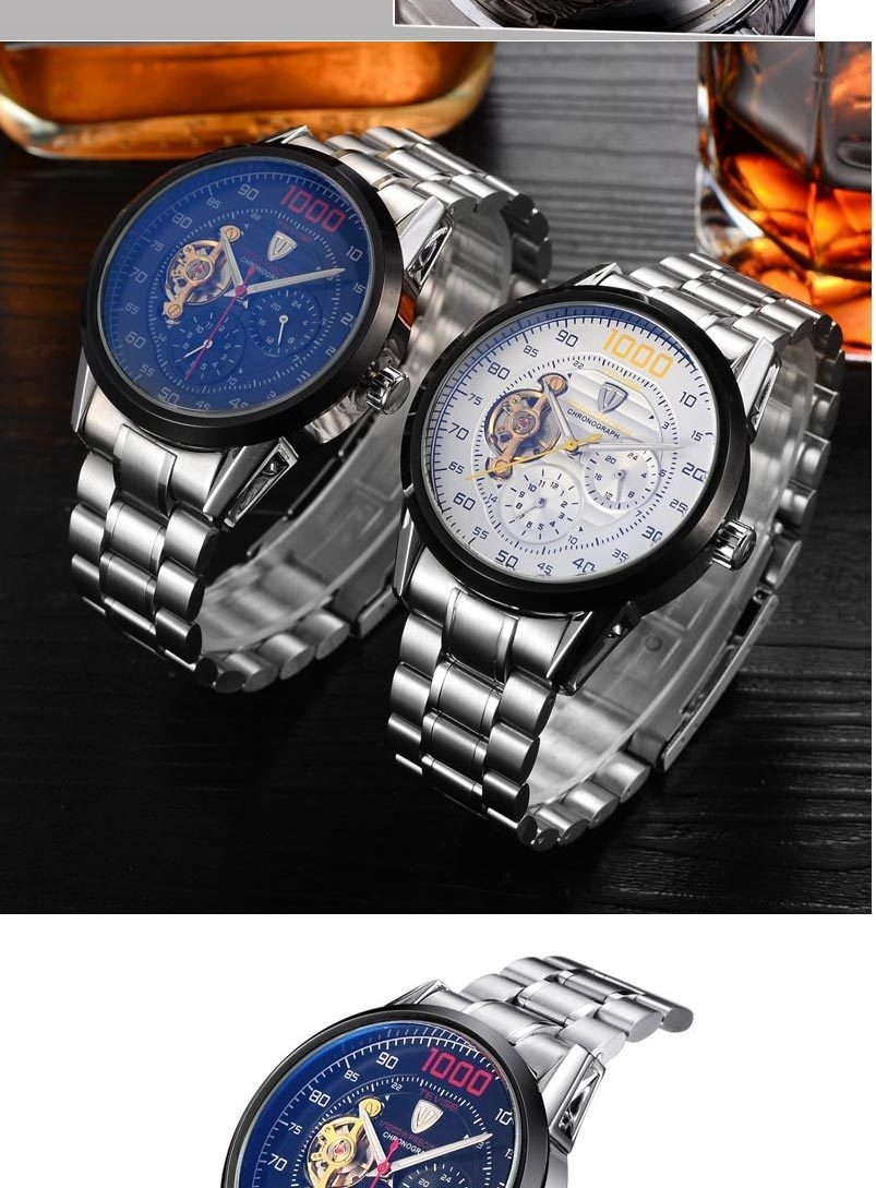 ... TEVISE-Mens-Watches-Luxu-05 ...