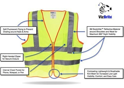Image result for reflector vests amazon