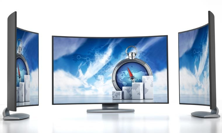 Image result for CURVED TV