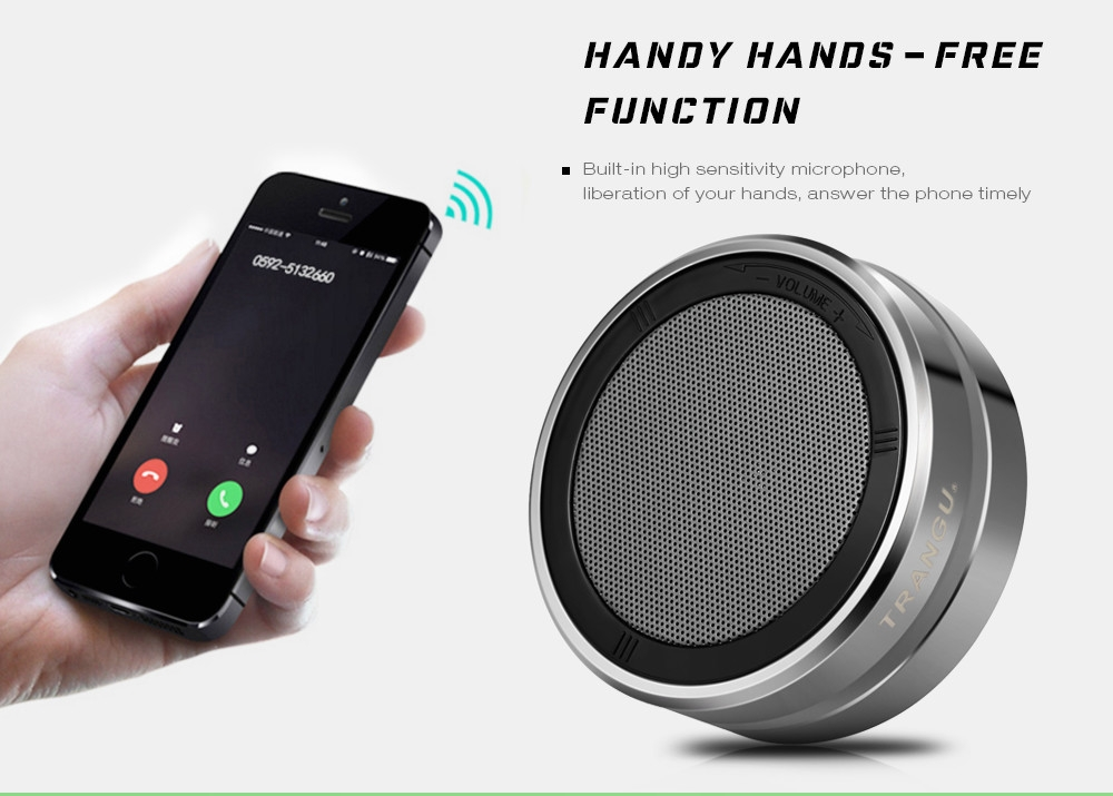 TRANGU X1 Portable Wireless Bluetooth Speaker