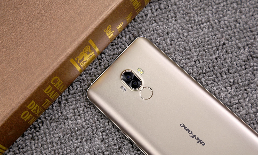 Ulefone S8 Pro 4G Smartphone 5.3 inch Android 7.0 MTK6737 Quad Core 1.3GHz 2GB RAM 16GB 13.0MP + 5.0MP Dual Rear Cameras Fingerprint Touch Sensor