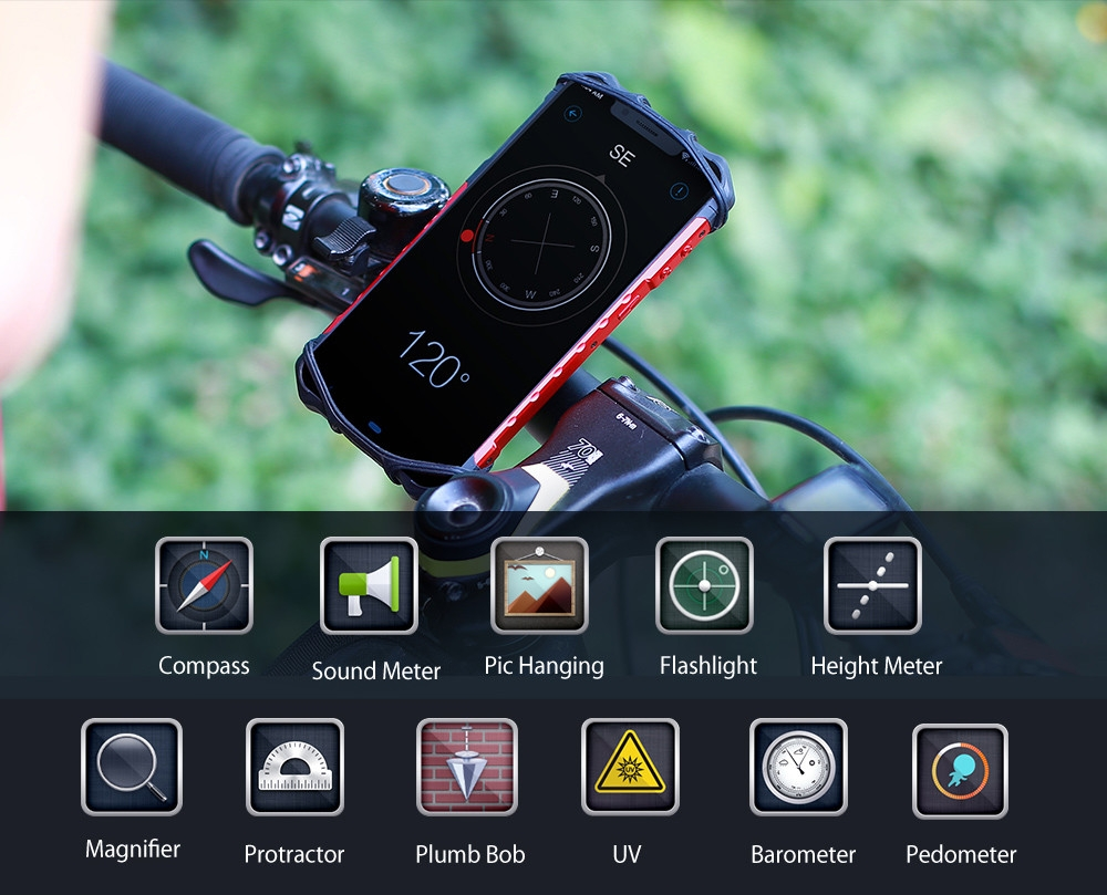 Ulefone Armor 6S 4G Phablet 6GB RAM 128GB ROM