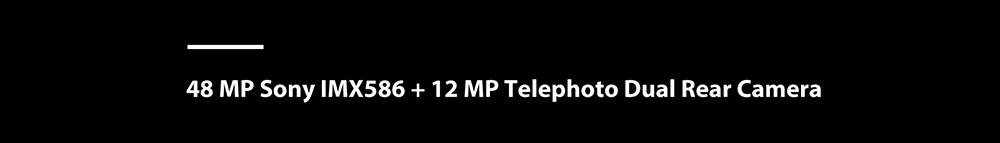 UMIDIGI S3 Pro 4G Phablet 6.3 inch Android 9.0 Pie Helio P70 Octa Core 2.1GHz 6GB RAM 128GB ROM 20.0MP Front Camera Fingerprint Sensor 5150mAh Built-in EU Version