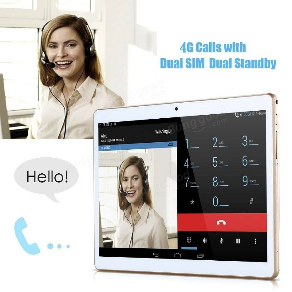 Binai Mini96 MTK6735 Quad Core 9.6 Inch Android 6.0 Dual 4G Phone Tablet