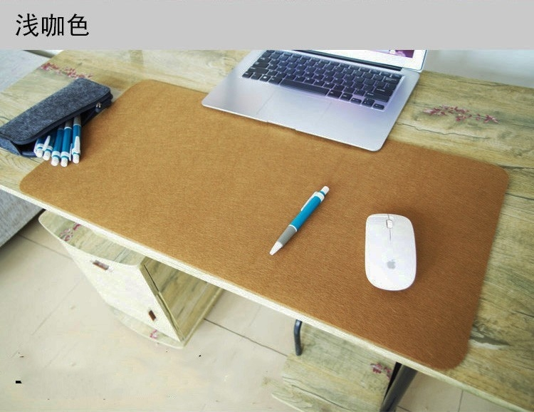 1 x Office Desk Mouse Pad (Other Accessories in the picture are not included)