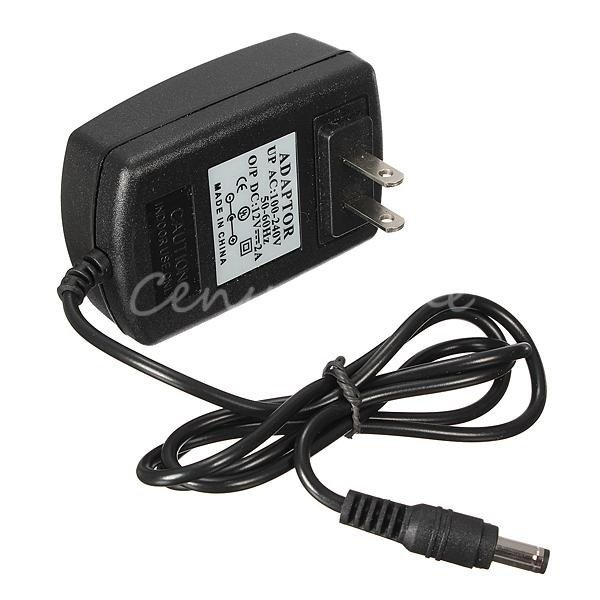 Buy UNIVERSAL AC 100-240V 2A Power Supply Adapter Charger US @ Best ...