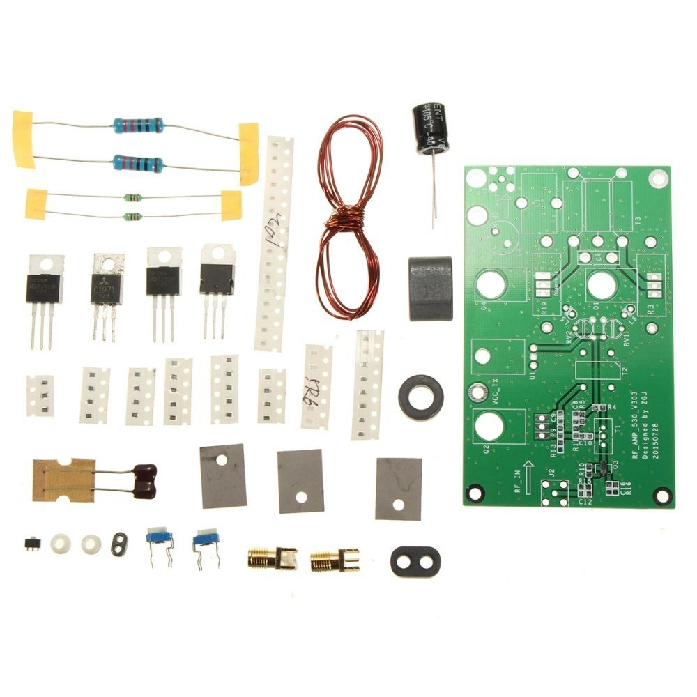 UNIVERSAL Upgrade 50+W SSB Linear Power Amplifier Kits For