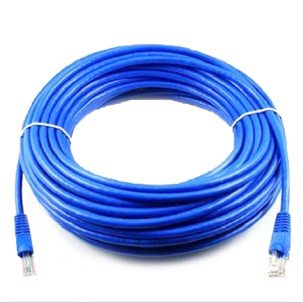 Buy Universal Henoesty 100 Ft Rj45 Cat5 Cat 5 High Speed Ethernet Wiring Image