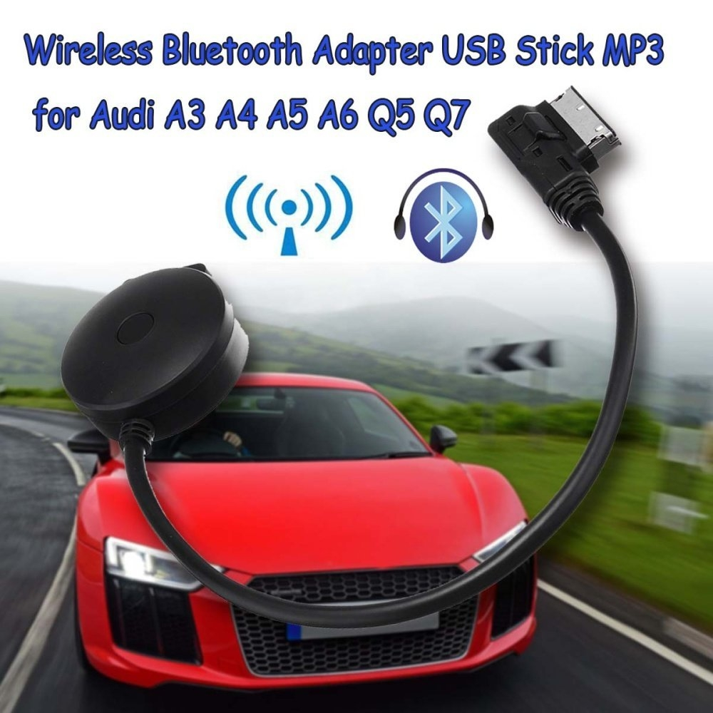 2010 Audi Q5 Bluetooth Adapter - Car Audi