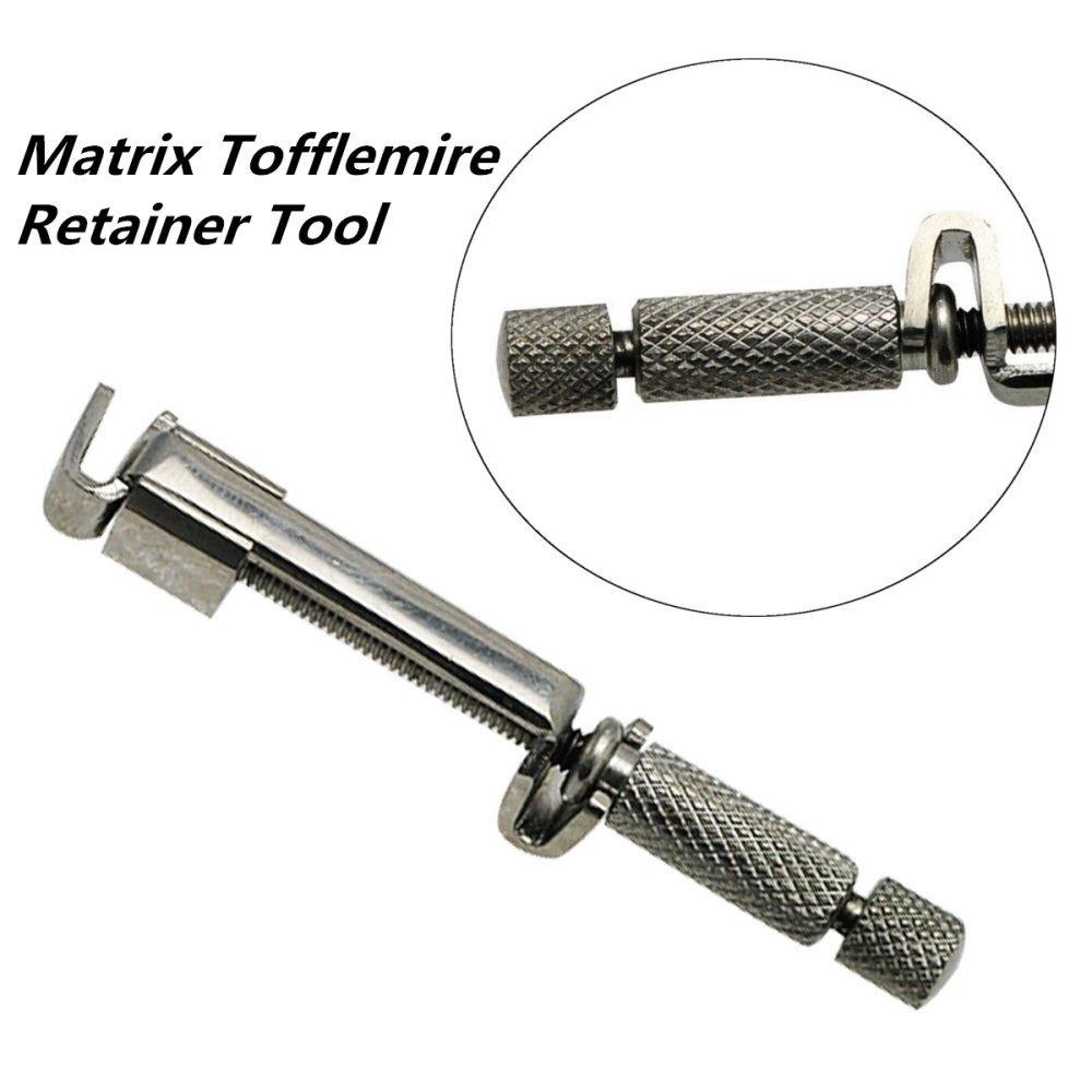 Universal Matrix Tofflemire Retainer Dental Universal Bands