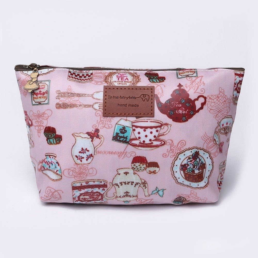 3f430c6e1 UNIVERSAL Travel Makeup Cosmetic Bag Storage Pouch Case Wash Toiletry  Zipper Organizer