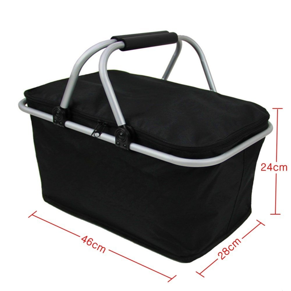 7ee380b83a85 Universal 30L Large Insulated Thermal Cooler Bag Picnic Camping ...