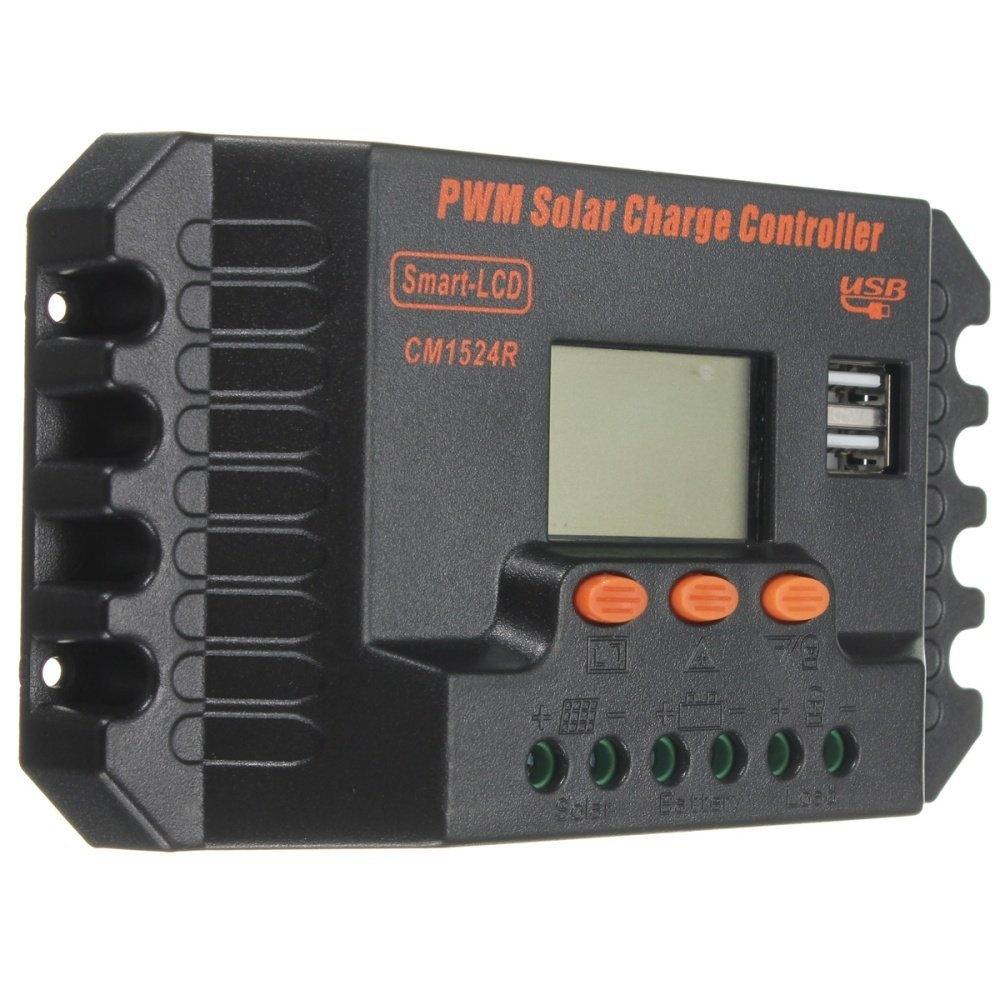 Buy Universal Freebang 15a Solar Panel Regulator Charge Controller Circuit Image