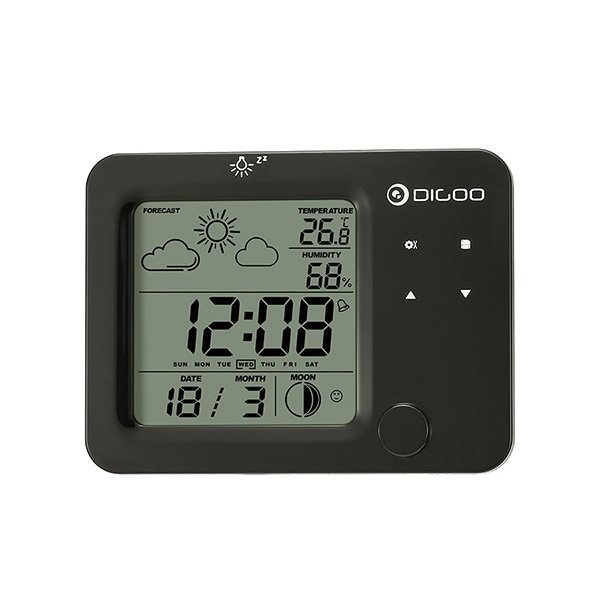 Universal Digoo Touch Sensor Thermometer Hygrometer Humidity