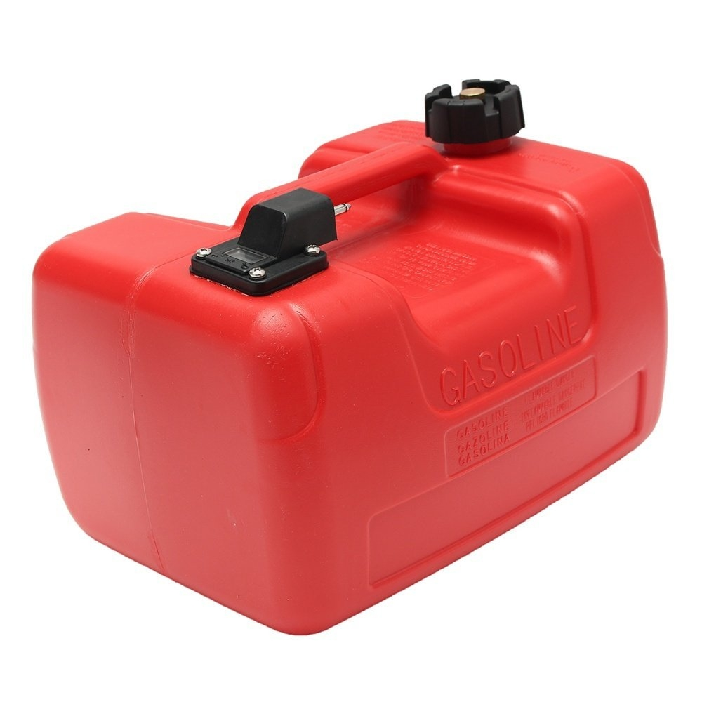 Universal Portable Boat Outboard Tank 12L Red @ Best Price