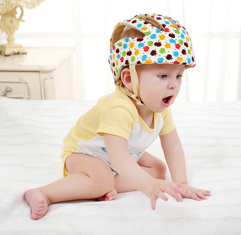 6e35045bc Universal Baby Toddler Walking Protective Hat Fashion Kids Learning ...