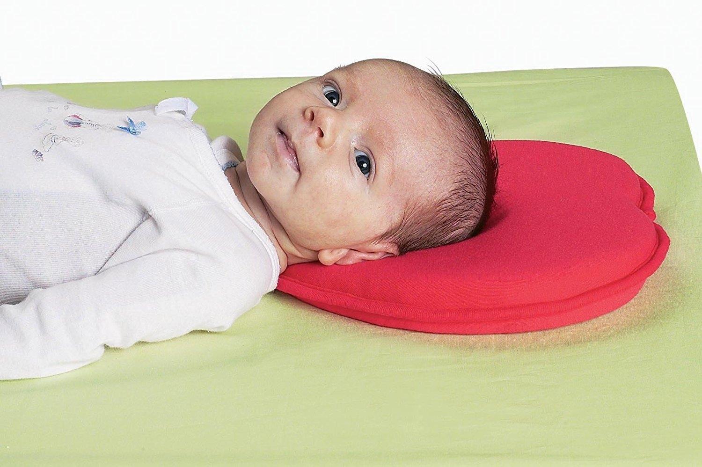 Universal Newborn Baby Ergonomic Soft Foam Pillow Infant Head Support Head Cushion Light Green Best Price Online Jumia Kenya