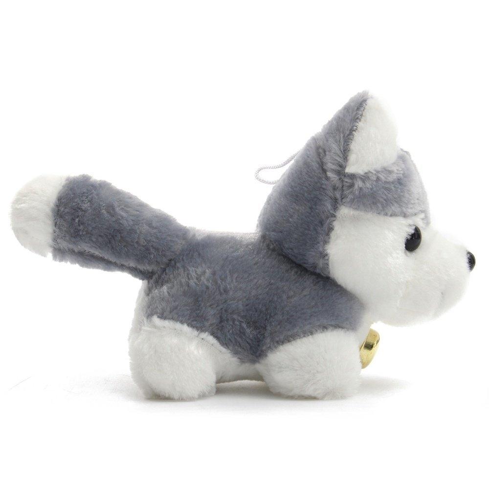 Buy Universal 26cm Big Stuffed Animal Plush Siberian Husky Dog Puppy