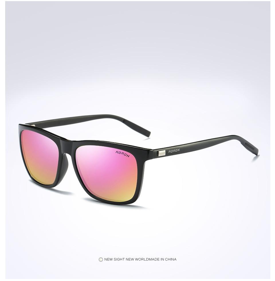 a2a369e81eb Veithdia VEITHDIA 387 Fashion Alloy Frame Square Polarized ...