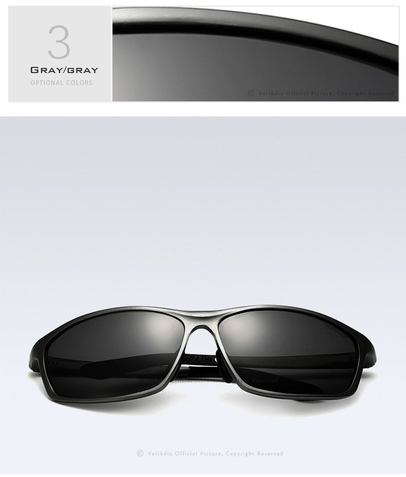 28074df73b8b Veithdia Veithdia 6520 2017 New Arrival Sunglasses Men Polarized ...