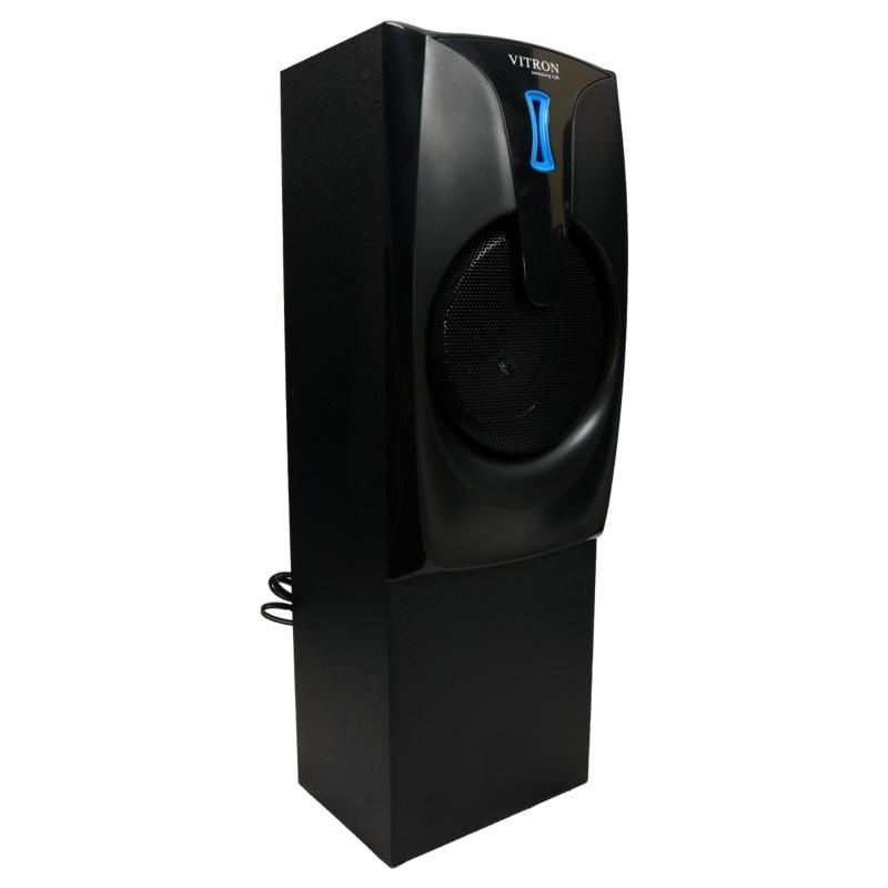 VITRON V834D Home Theater Sound System 3.1 Multimedia Bluetooth Speaker Subwoofer black 75w V834D 5