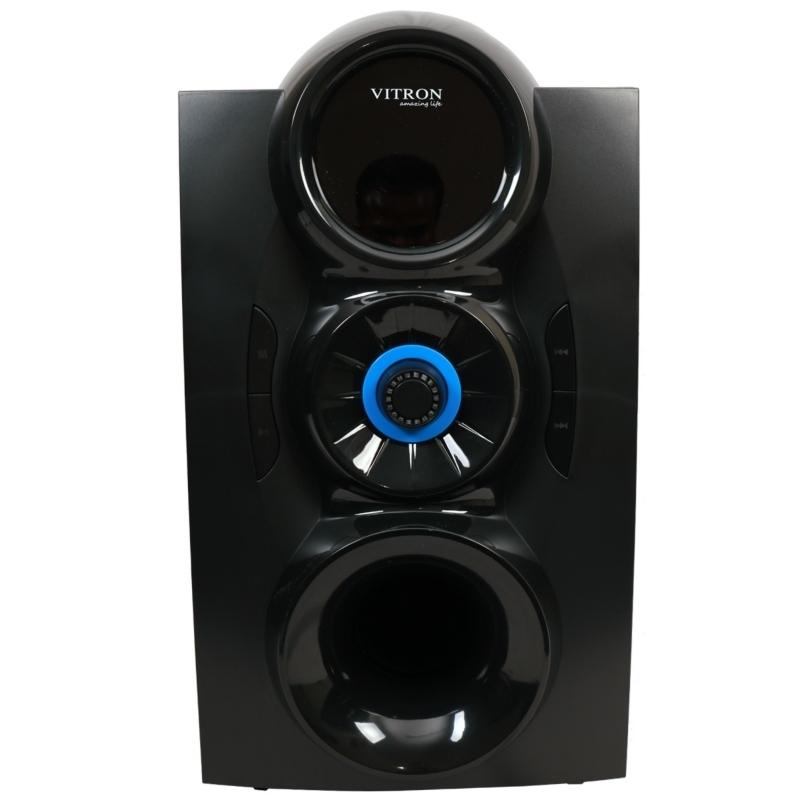 VITRON V834D Home Theater Sound System 3.1 Multimedia Bluetooth Speaker Subwoofer black 75w V834D 2