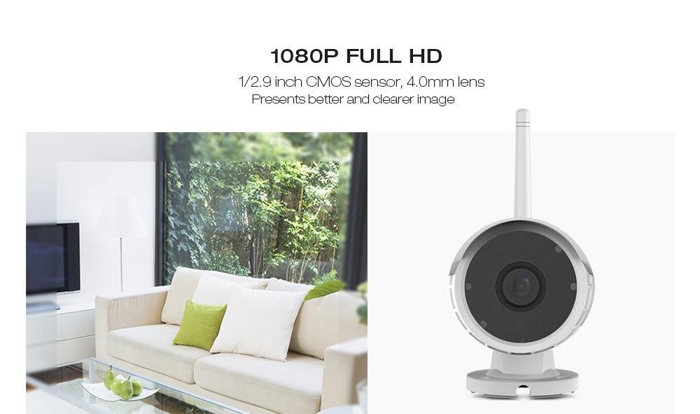 VStarcam C17S 1080P IP Camera Wireless WiFi Outdoor Security Night Vision / P2P / Motion Detection