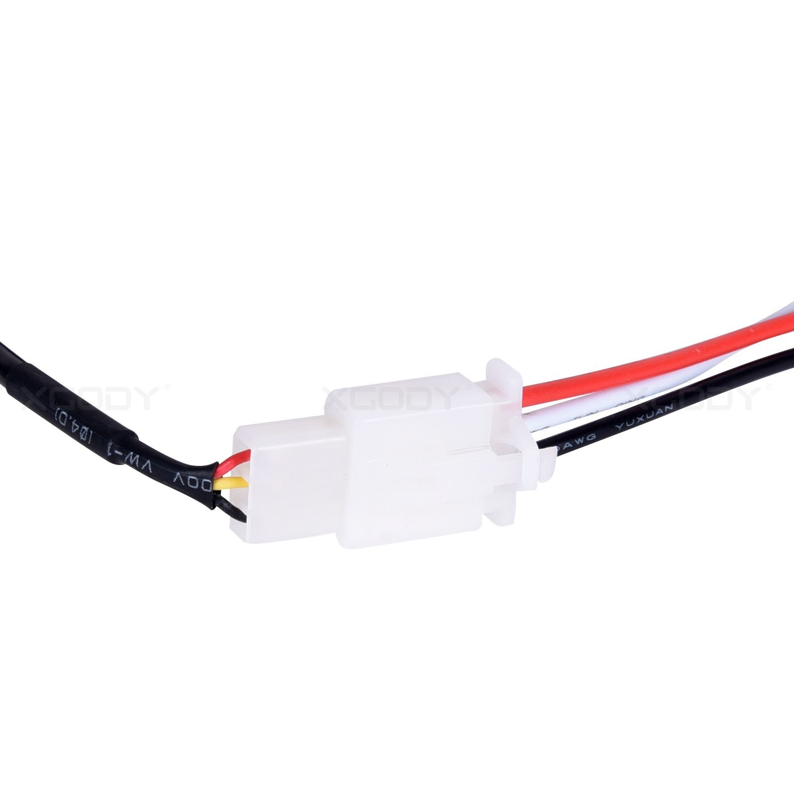 Buy Xgody Wiring Harness Kit 40a 12v On Off Switch Relay For Wire Straps 1 Control
