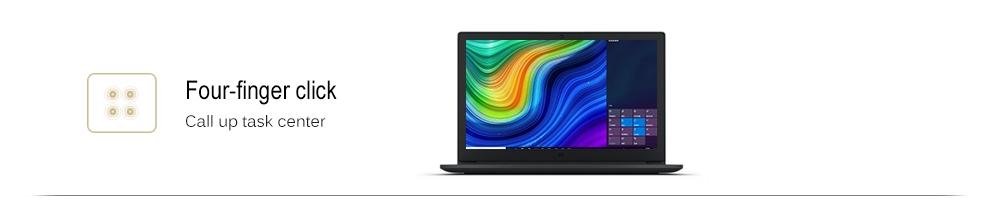 Xiaomi Mi Ruby 2019 15.6 inch Laptop Windows 10 OS Intel Core i7 - 8550U Quad Core 1.8GHz CPU 8GB RAM 512GB SSD 1.0 Camera Fingerprint Sensor