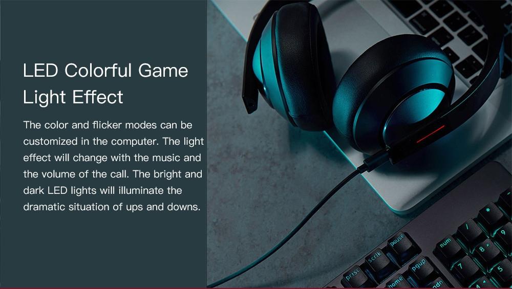 Xiaomi Mi 7.1 Virtual Surround Sound Game Headphone