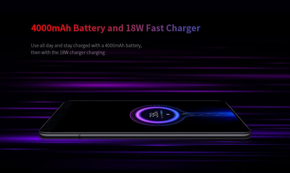 Xiaomi Mi 9T 4G Phablet 6.39 inch Snapdragon 730 Octa Core 6GB RAM 64GB ROM 48.0MP + 13.0MP + 8.0MP Rear Camera 4000mAh Battery