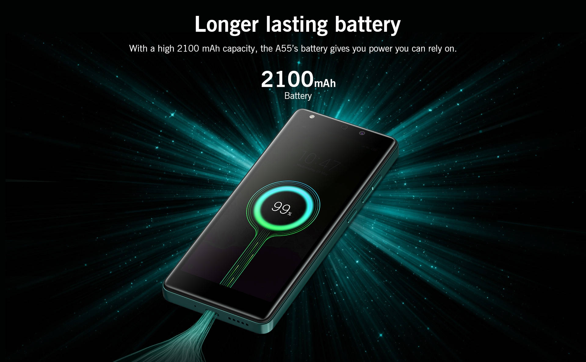 X-TIGI A5 Smartphone 32GB+2GB 8MP Dual SIM