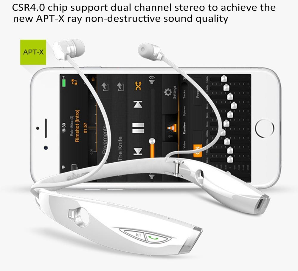 Zealot H1 Wireless Sports Earphones Stereo Headsets Bluetooth V4.1 Headphones