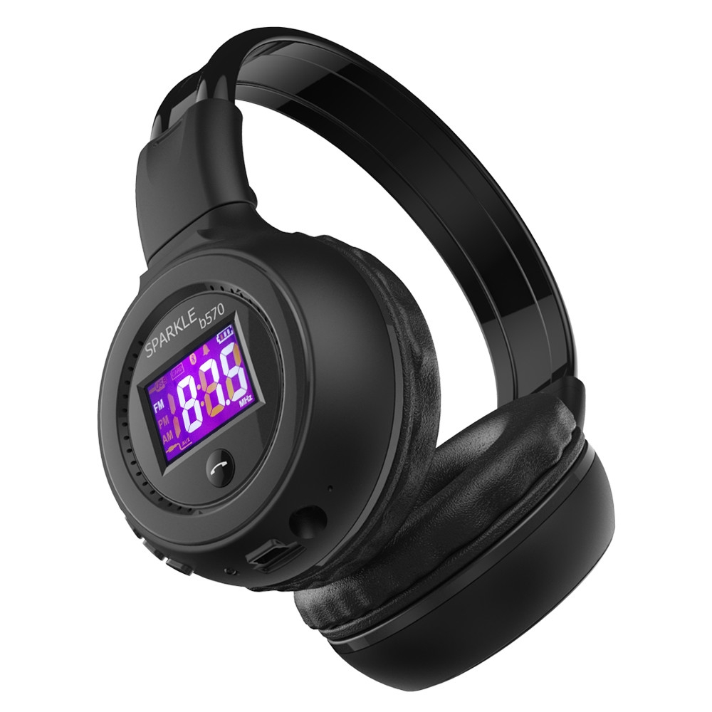 Zealot B570 Wireless Headphones+fm Radio Bluetooth Headsets+