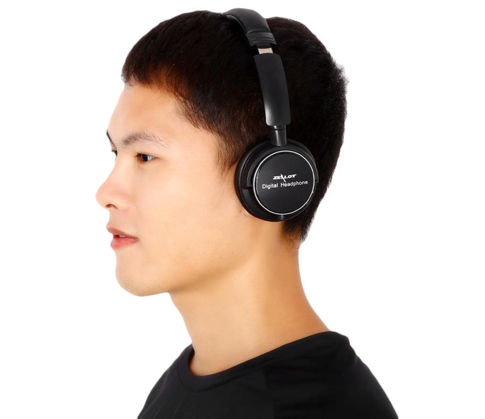 Zealot ZL 900 Wireless FM Radio Hands Free Sports Headphones