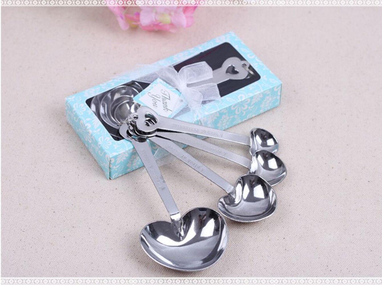 Anniversary Sales - Buy zoreya Heart Measuring Spoons Stainless ...