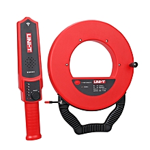 UNI-T UT661A 20M Wall Pipe Blockage Detector Wall Scanner Pipeline Blocking Clogging Scanner