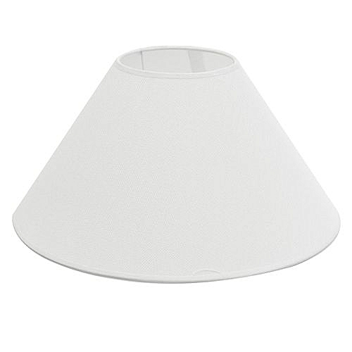 UNIVERSAL 14inch Cotton Coolie Floor Table Lamp Ceiling