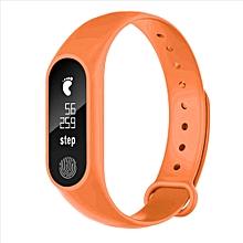 M2 Sports Pedometer Smart Bracelet Heart Rate Bluetooth V4.0 Smart Watch