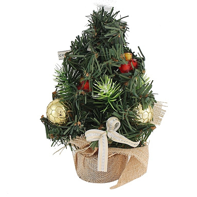 New Mini Christmas Tree Small Desktop Decoration 20cm