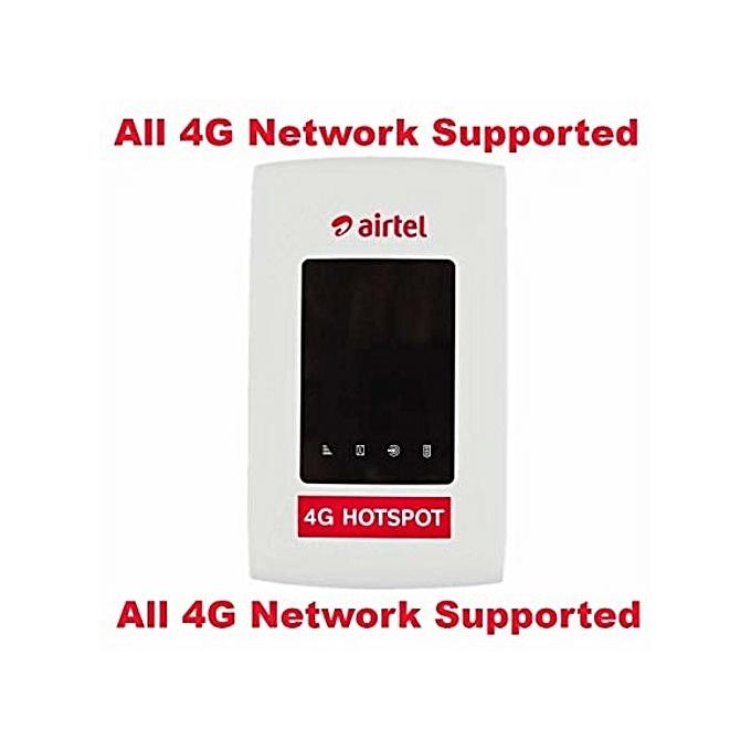 Airtel MiFi MF920V 4G LTE Portable WiFi Hotspot